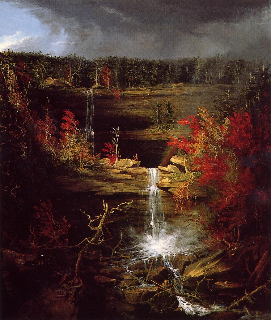 Cole,_Thomas_-_Kaaterskill_Falls